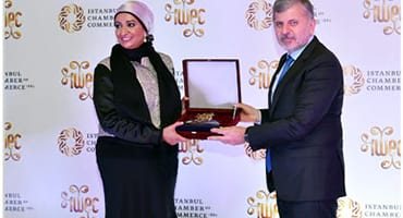 International Award for NASS Group's very own Women Entrepreneur