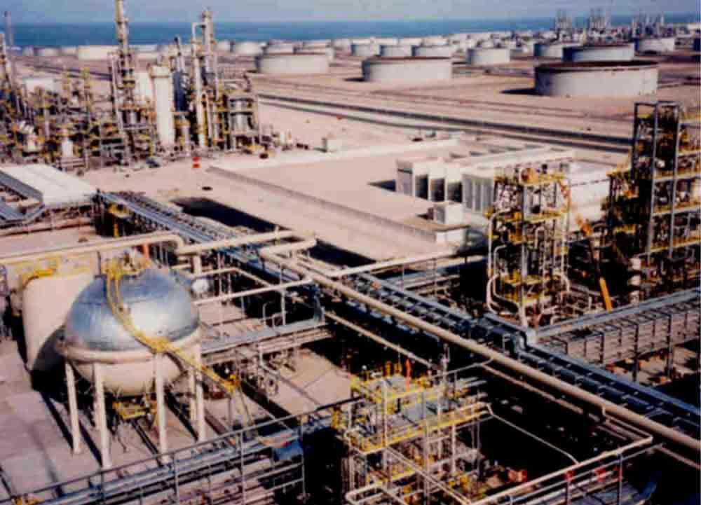 Polyethylene Plant, Kuwait - NASS